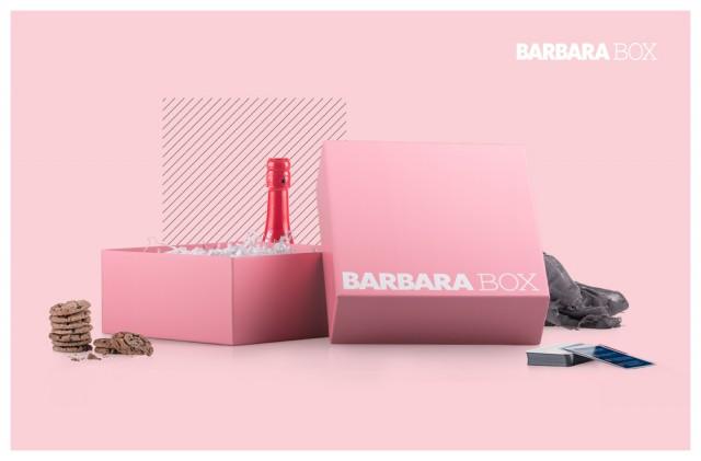 Die BARBARA BOX ist da