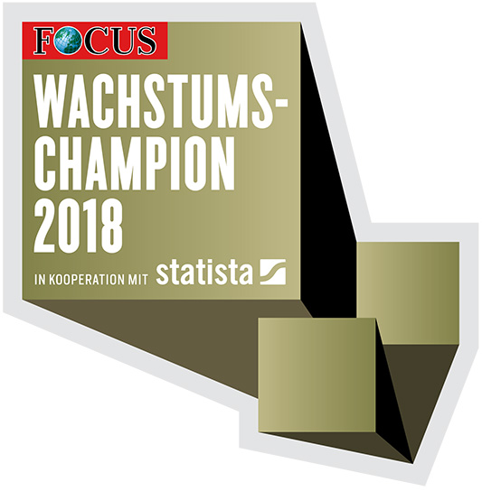 Focus-Business: Platz 7 für metacrew bei Wachstumschampions 2018