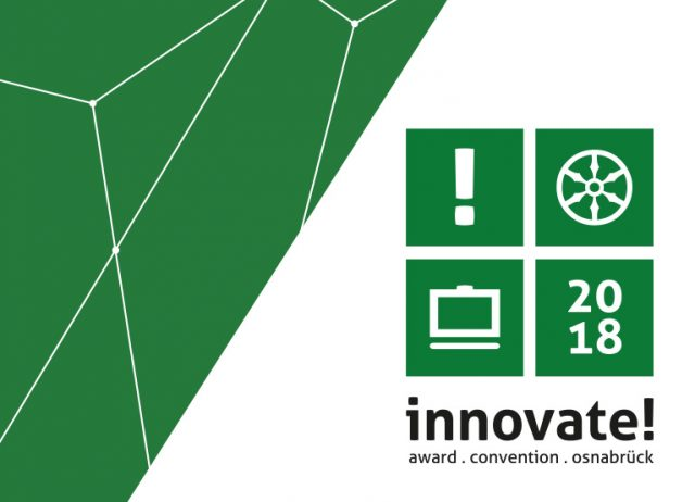 innovate! 2018 lobt zwei hochdotierte Startup-Awards aus