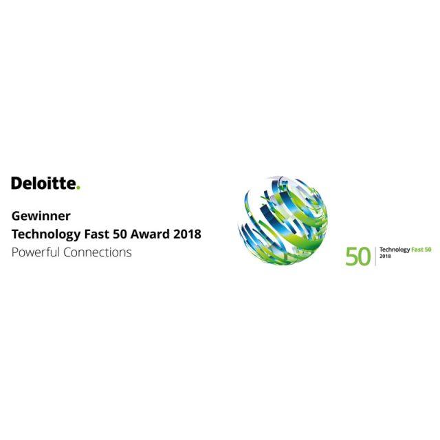 metacrew group erzielt 2. Platz der Technology Fast 50 – Deutschlands am schnellsten wachsende Technologieunternehmen.
