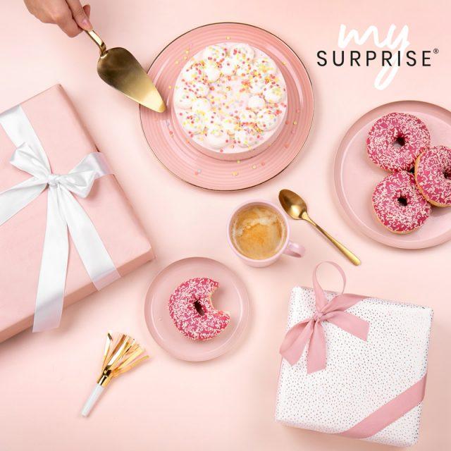 mySurprise ist die neue Plattform für Geschenkboxen der Metacrew